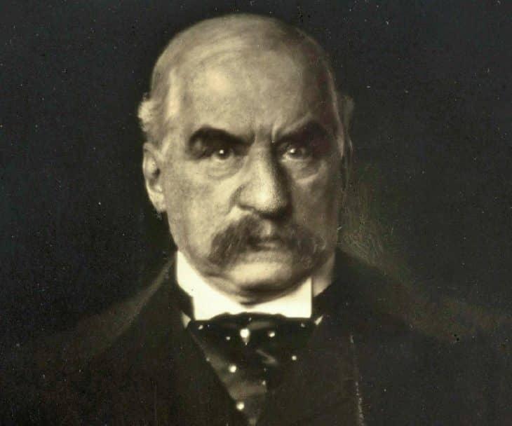 Джей Пи Морган (1837-1913)