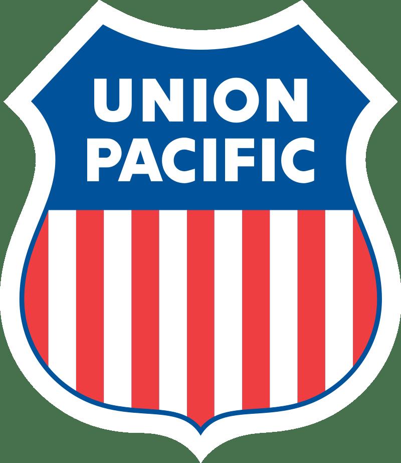 Логотип Union Pacific