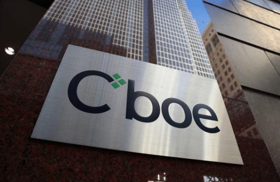 Здание Чикагской биржи опционов, Chicago Board Options Exchange (CBOE)