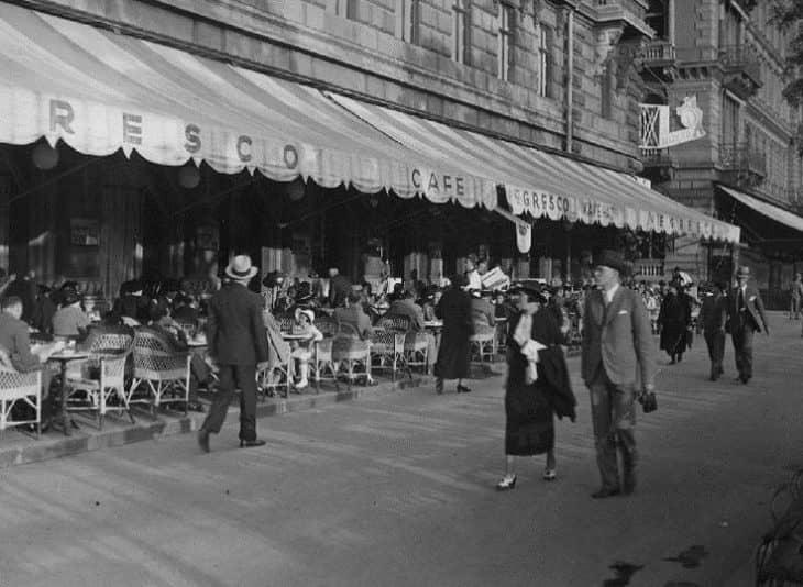 Будапешт, 1930-ые гг.