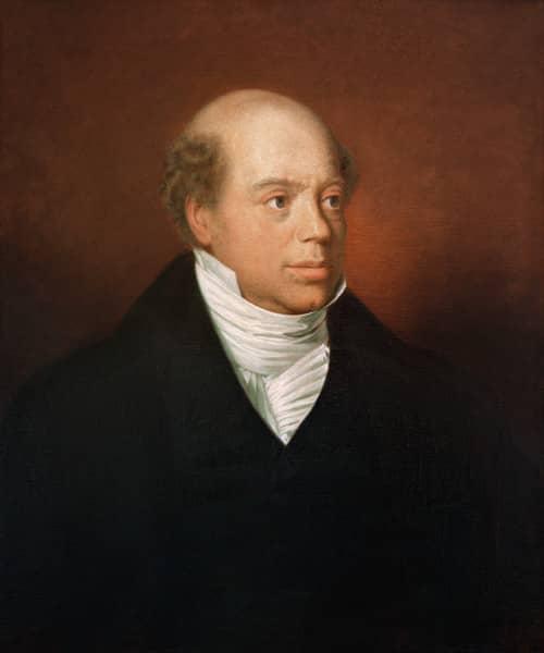 Н. М. Ротшильд (1777-1836) портрет кисти М.Д. Оппенгейма