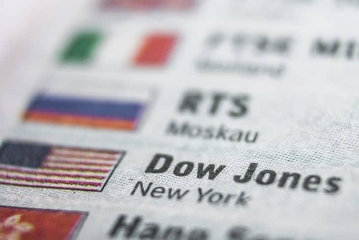 Мировые биржевые индексы